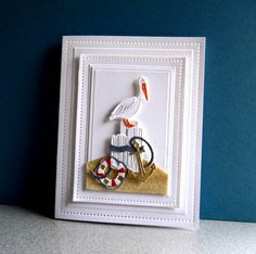 F4A327, MIX174 Bird and Beach by catluvr2 - Cards and Paper Crafts at Splitcoaststampers