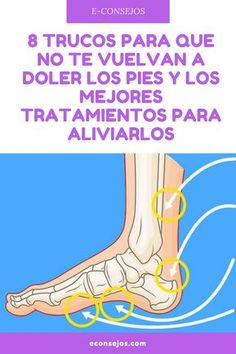 Aliviar dolor de pies Health Diet, Health Care, Health Fitness, Body Training, Natural Medicine, Ways To Lose Weight, Healthy Tips, Healthy Food, Health Remedies