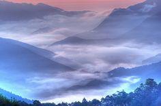 篠尾の雲海 @和歌山県新宮市熊野川町篠尾 10-09-05 | Flickr - Photo Sharing!