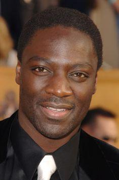 adewale Akinnuoye-Agbaje - Mr. Eko - Lost, The Mummy Returns, Bourne Indentity and G.I. Joe: COBRA