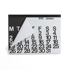 Stendig Wall Calendar 2015 | Crate and Barrel