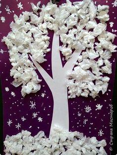 Winter Crafts For Kids, Winter Kids, Christmas Crafts For Kids, Xmas Crafts, Christmas Art, Fall Crafts, Diy For Kids, January Crafts, Art Drawings For Kids