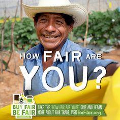 #BeFair #FairTrade