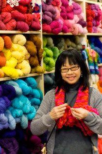 Knitty City, NYC
