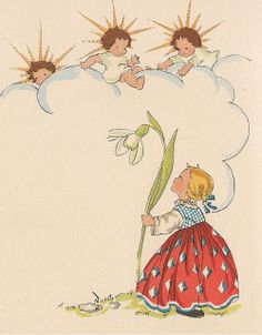 ilclanmariapia: I bimbi fiore