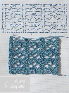 Easy stitch: