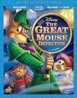The Great Mouse Detective (Mystery in the Mist Edition Blu-ray + DVD) - September 18