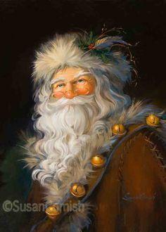 woodland santa portraits - Google Search