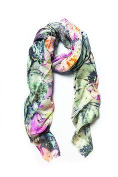 Wunderschöne Schals von Anokhi. Natürlich in der taschenausgabe Fashion, Beautiful Bags, Scarves, Nice Asses, Moda, Fasion, Trendy Fashion, La Mode