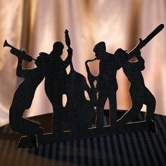 Big Band Centerpiece-Prom Decorations, Great Gatsby, Roaring 20's