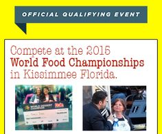 World Food Championships 2015