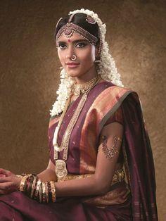 The Classic Tamil Bride #BeautifulBrides