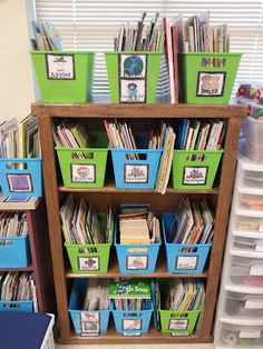 Chalk Talk: A Kindergarten Blog: The Daily Five: Getting Your Room Ready