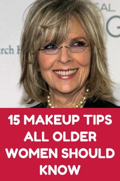 15 Makeup Tips All Older Women Should Know About (Slideshow) Shop online for Avon Make up, Cosmetics and LOTS more. Beauty Skin, Health And Beauty, Hair Beauty, Beauty Secrets, Beauty Hacks, Beauty Tips, Beauty Care, Makeup Tips For Older Women, Tips Belleza
