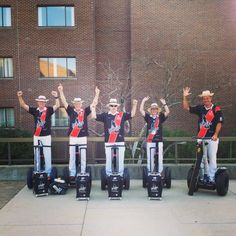 Funky Moves Turtels in Woz Cup 2013, World Championship in Segway Polo, Washington DC