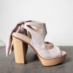 very volatile - rissa cutout ankle tie sandal (women) - shophearts - 1
