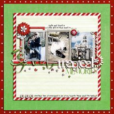 Christmas - Page 2 - MouseScrappers.com