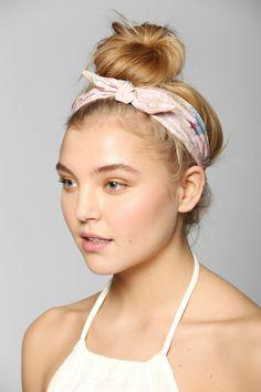 Kerchief Headwrap