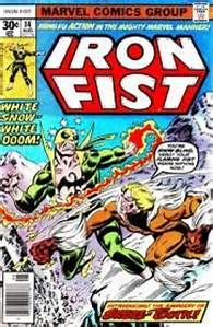 Marvel Iron Fist Issue # 14 Comic Book certified and graded by CGC as being VF/NM Book was released in 1975 and a very Key comic for Marvel collectors as it is the first appearance of Sabretooth. Iron Fist Marvel, Iron Fist Comic, Marvel Comic Books, Marvel Characters, Marvel E Dc, Marvel Comics, Marvel Universe, Most Expensive Comics, Sabretooth Marvel