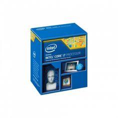Intel Xeon Haswell Cache LGA 1150 Quad-Core Server Processor by Intel Quad, Barebone Pc, Notebooks, Desktop, Intel I7, Memoria Ram, Disco Duro, Intel Processors, Threading