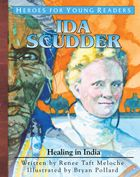 "Ida Scudder: Healing in India  So moved was Ida that she thought  about a new career.  She prayed, ""Lord help me spend my life  assisting women here.""  Regular Price: $8.99  YWAM Price: $6.99"