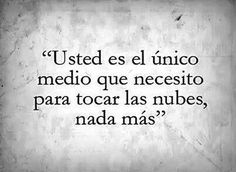 Usted,sólo Usted!!!(inexistente)