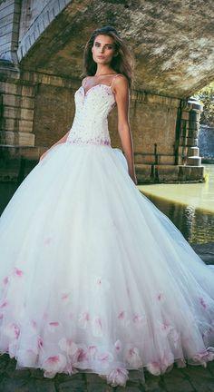 Alessandro Angelozzi Princess wedding dress