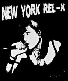 New York Rel-X Patch $1.45 #punk #music #punkpatches #clothing www.drstrange.com