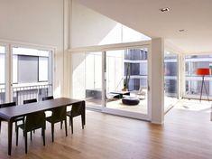 Bildstrecke – Pile Up - Konzept für moderne Geschosswohnungen