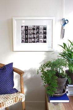 Framed Photo Booth Strips with Framebridge ⋆ Design Mom