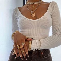 Black Girl Aesthetic, Aesthetic Fashion, Aesthetic Clothes, Look Fashion, 90s Fashion, Girl Fashion, Fashion Outfits, Fashion Tips, Fashion Trends
