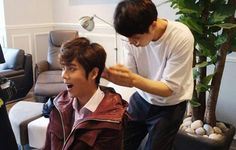 [Behind-the-scenes] SS501's Kim Kyu Jong Photoshoot for BNT [More Image] >> http://kpopselfie.blogspot.com/2015/10/behind-scenes-ss501s-kim-kyu-jong.html