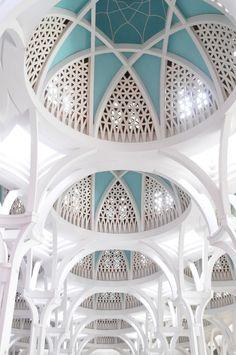 Fashionistas Antics: Masjid Jamek Kuching