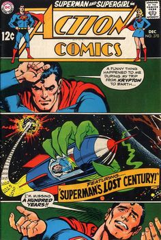 Action Comics #370 Comic Books - Covers, Scans, Photos  in Action Comics Comic Books - Covers, Scans, Gallery