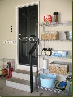 Paint the garage door!  Why not?