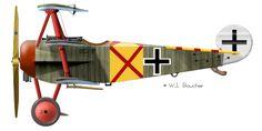 Fokker Dr.I - 1917