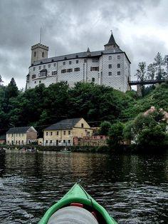 Rožmberg Castle, Châteaux and Castles in the Czech Republic