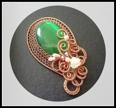 Viking Knit Jewelry, Metal Clay, Clay Creations, Wire Jewelry, Vikings, Polymer Clay, Brooch, Beads, Knitting