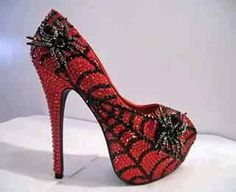 High Heels Spiderman