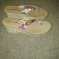 Sandals Brand new never worn. Montego Bag Club brand. Shoes Sandals