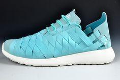 Tiffany blue nike Roshe Run Woven