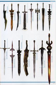 Swords concept