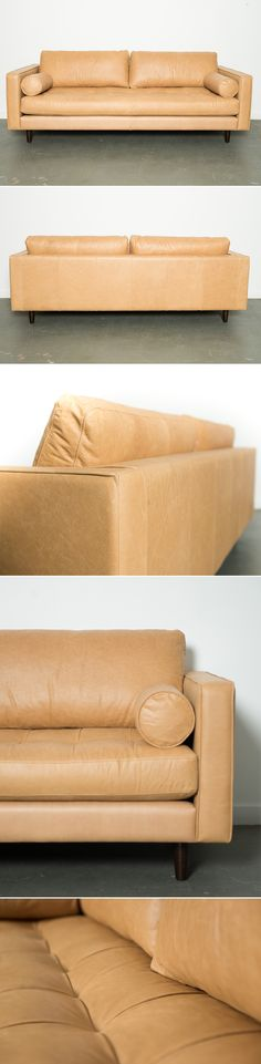 Our Lennon Sofa, all