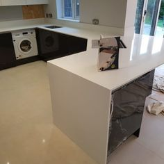 Aspen De Lusso- Stevenage, Herts - Rock and Co Granite Ltd Cnc Machine, Washing Machine, Stevenage, Aspen, Granite, Home Appliances, House Appliances, Kitchen Appliances, Washers