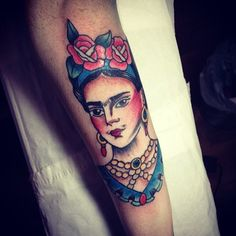 frida kahlo tattoos - Google Search