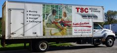 Toronto-Moving and Storage Services
