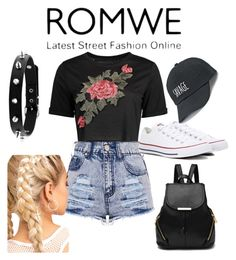 """Untitled #119"" by shirelcas on Polyvore featuring Converse and SO"