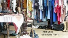 5 Thrift Shop strategies to get the best purchases you can!