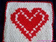 Knit Crochet, Valentines, Blanket, Knitting, My Love, Heart, Hearts, Hipster Stuff, Valentine's Day Diy