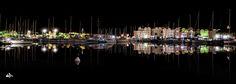 Panoramique du port de Gruissan par Michel #Gruissan #MyGruissan